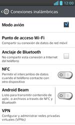 LG Optimus L5 II - Funciones básicas - Activar o desactivar el modo avión - Paso 7