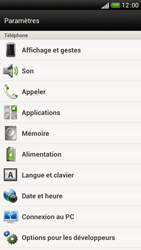 HTC One S - Applications - Supprimer une application - Étape 4