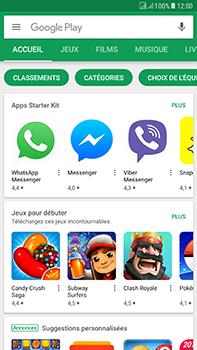 Samsung Galaxy J7 (2017) - Applications - Télécharger des applications - Étape 19
