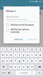 Samsung Galaxy S7 (G930) - WiFi et Bluetooth - Configuration manuelle - Étape 7