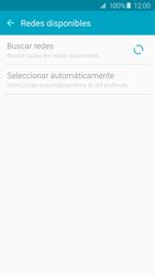 Samsung Galaxy A5 (2016) - Red - Seleccionar una red - Paso 7