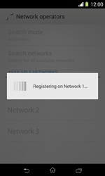 Sony D2005 Xperia E1 - Network - Usage across the border - Step 9