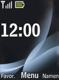 Nokia 2720 fold - Internet - Handmatig instellen - Stap 1
