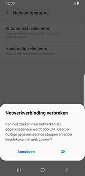 Samsung Galaxy S9 Android Pie - Netwerk - gebruik in het buitenland - Stap 11