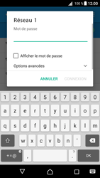 Sony Xperia Z5 Compact - Android Nougat - Wifi - configuration manuelle - Étape 6