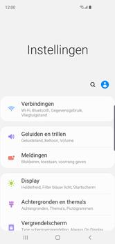Samsung Galaxy S10 - Bellen - bellen via wifi (VoWifi) - Stap 4