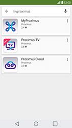 LG G5 SE - Android Nougat - Applicaties - MyProximus - Stap 7