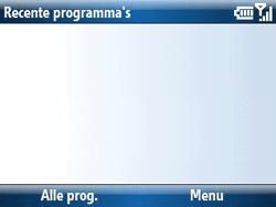 Samsung C6620 - E-mail - handmatig instellen - Stap 3