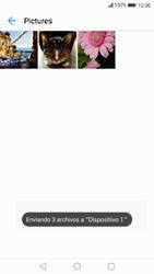 Huawei P10 Lite - Bluetooth - Transferir archivos a través de Bluetooth - Paso 11
