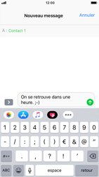 Apple iPhone 6s - iOS 12 - MMS - envoi d'images - Étape 7