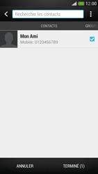 HTC One Mini - MMS - envoi d'images - Étape 5