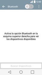 LG Leon - Bluetooth - Conectar dispositivos a través de Bluetooth - Paso 5