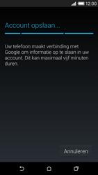 HTC Desire 816 4G (A5) - Applicaties - Account aanmaken - Stap 17