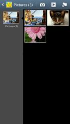 Samsung Galaxy Note 2 - Photos, vidéos, musique - Envoyer une photo via Bluetooth - Étape 5