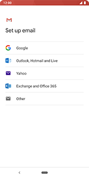 Google Pixel 3 - Email - Manual configuration POP3 with SMTP verification - Step 7