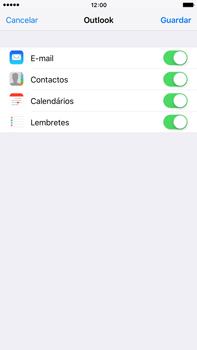 Apple iPhone 6s Plus - Email - Adicionar conta de email -  8