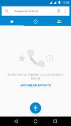 Motorola Moto G5 - Chamadas - Como bloquear chamadas de um número específico - Etapa 5
