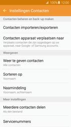 Samsung Galaxy A3 2016 (SM-A310F) - Contacten en data - Contacten kopiëren van SIM naar toestel - Stap 6