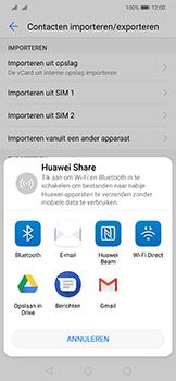 Huawei mate-20-lite-dual-sim-model-sne-lx1 - Contacten en data - Contacten overzetten via Bluetooth - Stap 8