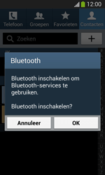 Samsung I8200N Galaxy S III Mini VE - Contacten en data - Contacten overzetten via Bluetooth - Stap 9
