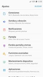 Samsung Galaxy A5 (2017) (A520) - Internet - Activar o desactivar la conexión de datos - Paso 4