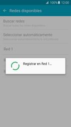 Samsung Galaxy A5 (2016) - Red - Seleccionar una red - Paso 9
