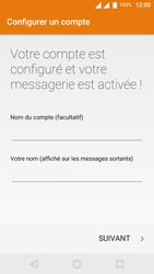 Wiko U-Feel Lite - E-mail - Configuration manuelle - Étape 24