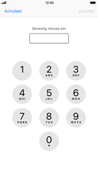 Apple iPhone 6s met iOS 11 (Model A1688) - Beveiliging en ouderlijk toezicht - Hoe wijzig ik mijn SIM PIN-code - Stap 10