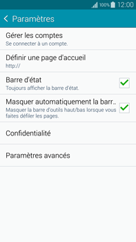 Samsung N910F Galaxy Note 4 - Internet - Configuration manuelle - Étape 25