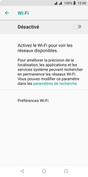 Wiko Harry 2 - Wifi - configuration manuelle - Étape 5