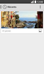 LG F70 - E-mails - Envoyer un e-mail - Étape 12
