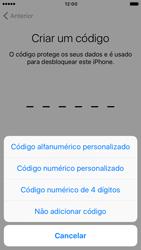 Apple iPhone 6s iOS 10 - Primeiros passos - Como ligar o telemóvel pela primeira vez -  15
