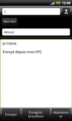HTC A9191 Desire HD - E-mail - envoyer un e-mail - Étape 7