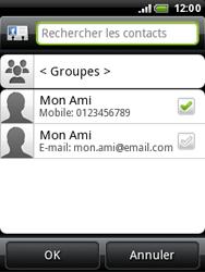 HTC A3333 Wildfire - MMS - envoi d'images - Étape 5