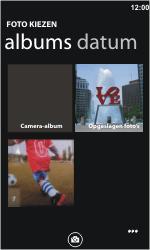 Nokia Lumia 900 - MMS - Afbeeldingen verzenden - Stap 8