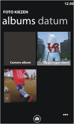 Nokia Lumia 900 - MMS - hoe te versturen - Stap 8