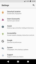 Sony Xperia XA2 - Device - Software update - Step 5