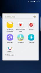 Samsung Galaxy S7 Edge - Email - Adicionar conta de email -  4