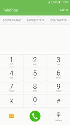 Samsung G930 Galaxy S7 - Voicemail - Handmatig instellen - Stap 4