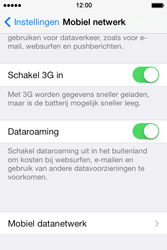Apple iPhone 4S iOS 7 - Internet - handmatig instellen - Stap 6