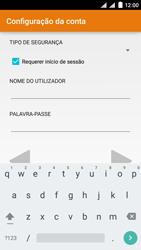 NOS SLIM - Email - Configurar a conta de Email -  16