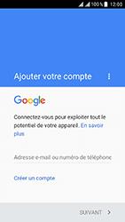 ZTE Blade V8 - E-mail - Configuration manuelle (gmail) - Étape 8