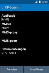 Samsung G130HN Galaxy Young 2 - MMS - automatisch instellen - Stap 6