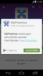 Acer Liquid E600 - Applicaties - MyProximus - Stap 10