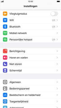 Apple iphone-8-plus-met-ios-13-model-a1897 - Bluetooth - Aanzetten - Stap 2