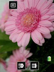 LG T580 - Photos, vidéos, musique - Prendre une photo - Étape 8