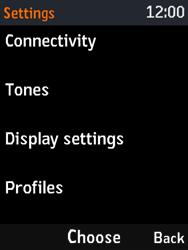 Nokia 3310 - Internet - Usage across the border - Step 4
