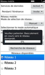 BlackBerry 9860 Torch - Réseau - Utilisation à l