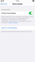 Apple iphone-6s-met-ios-13-model-a1688 - Instellingen aanpassen - Back-up maken in je account - Stap 23