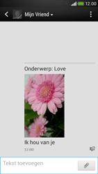 HTC Desire 601 - MMS - afbeeldingen verzenden - Stap 18